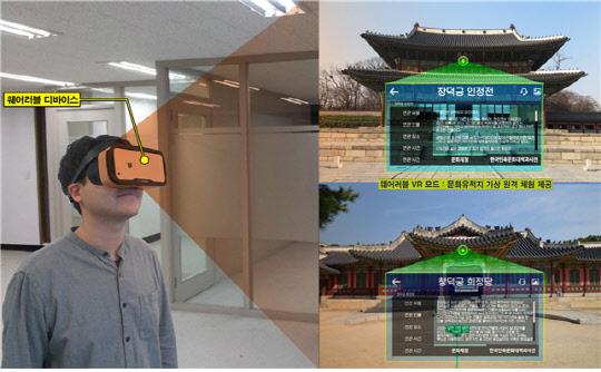 가상·증강현실로 문화유산 관광